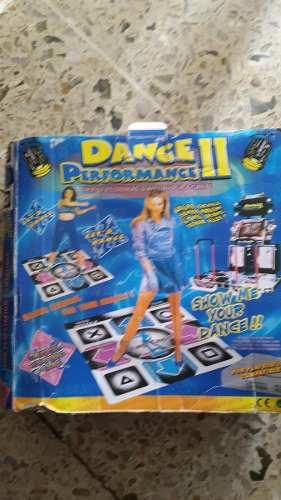Alfombra De Baile Dance 2 Perfomance Para Ps1