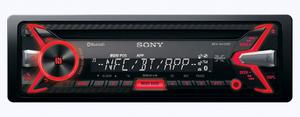 Estereo Sony mexbt con Bluetooth/CD/USB/AUX/CTROL REMOTO