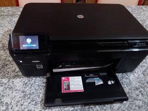 Impresora Hp Photosmart D110 LIQUIDO IMPECABLE.