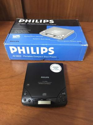Reproductor de CD portátil Philips