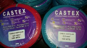 Vendo Cable de 2'5 Mm X 100 Metros