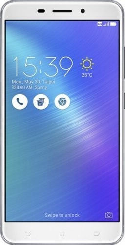 Asus - ZenFone 3 Laser 4G LTE with 32GB Memory Cell Phone