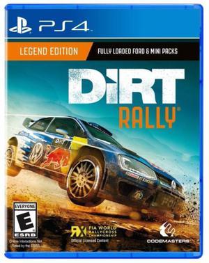 Dirt Rally NUEVO Para Ps4 Juego Fisico Original!!!