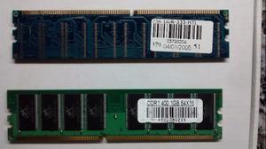 Memoria RAM DDR para PC