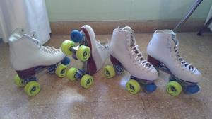 Patines artísticos Top Skate modelo Piave