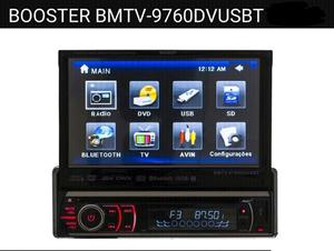 STEREOS BOOSTER BMTV- DVUSBT
