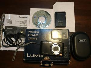 Vendo Cámara Digital Panasonic Fs Mpx