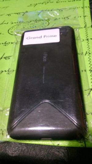 Funda de silicona para celular samsung grand prime