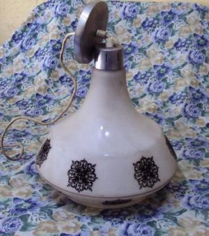 Lampara plafon colgante de OPALINA Vintage Retro