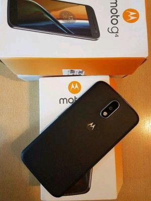 Motorola moto G4 dual SIM libre de fábrica nuevo