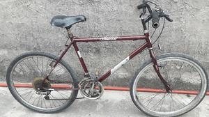 Mountain bike, rodado 26, con cambios, en buen estado