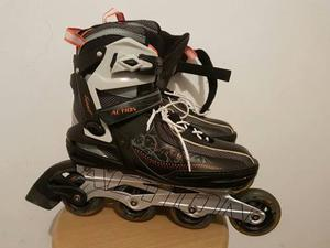 Rollers Action Sport Talle 43 - Impecables