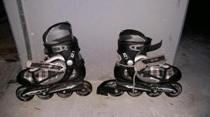 Rollers EZ LIFE ABEC 7, talle 39 (para talle 37)