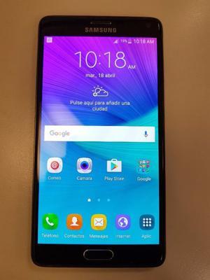 Samsung Galaxy Note 4 3G Impecable (como nuevo) - Liberado -