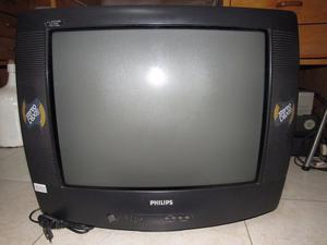 TV PHILIPS 21 PULGADAS EN BUEN ESTADO