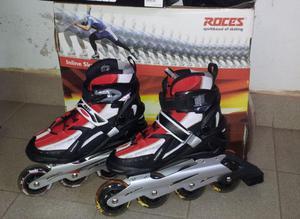 Vendo Rollers inline skates profesionales marca Roces - Como