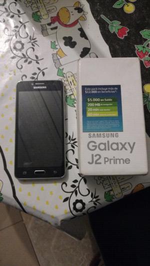 Vendo Samsung galaxy J2 Prime como nuevo. Libre