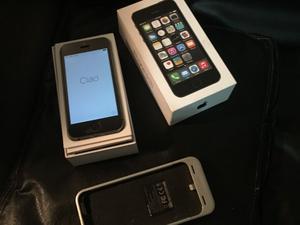 Vendo iPhone 5s de 16 gb