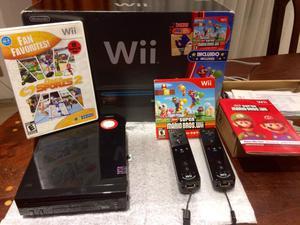 Wii Súper Mario Bros