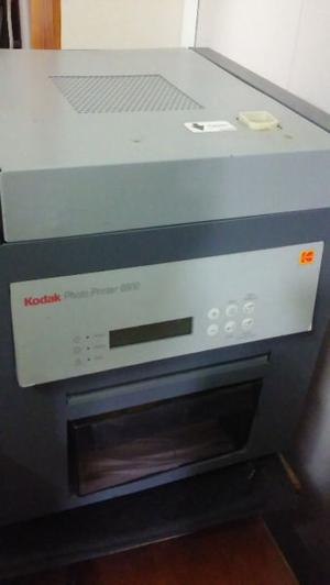 kiosco kodac e impresora termal