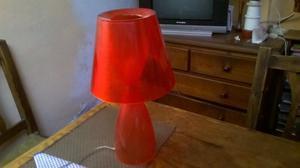 lampara de mesa usada funciona