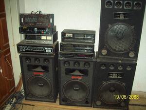2 equipos de musica  $ pto