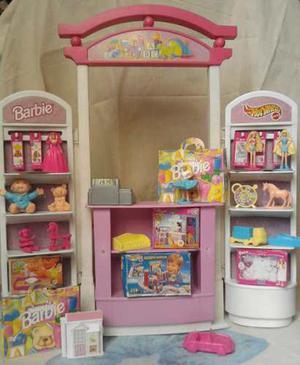 Barbie Juguetería