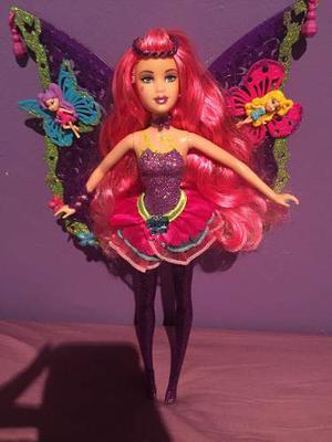 Canjeo: Barbie Hada Con Aroma A Frutilla !