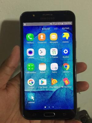 J7 Samsung Personal - Excelente Estado- 8 Meses De Uso