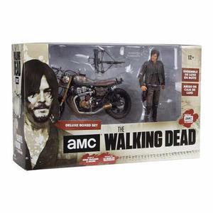 Mcfarlane The Walking Dead Daryl Dixon Con Moto Versión