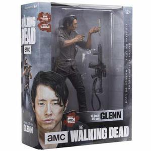 Mcfarlane The Walking Dead Glenn Versión Deluxe 25 Cm
