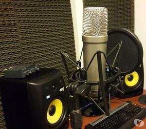Micrófono Rode Nt1 Kit + Pie