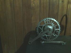 bicicleta inglesa philips juego completo de componentes