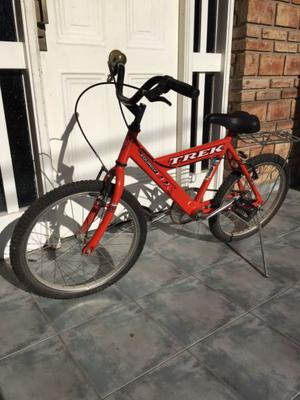 Bici Trek usa rodado 20