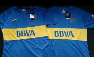 Camiseta de Boca  / Stadium / Talle: XL / Cantidad: