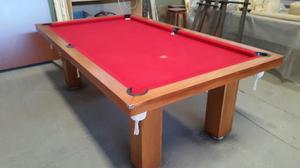 Mesa De Pool Familiar C/accesorios