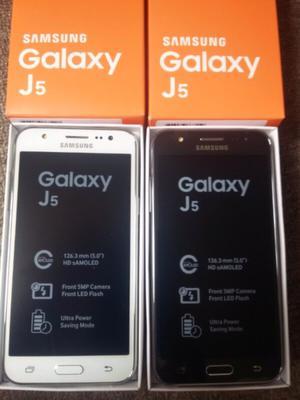 Samsung Galaxy J 5. 4g. Nuevo en caja.