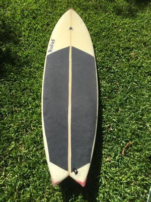 "Tabla de Surf Rufus 6'2"" Fish"