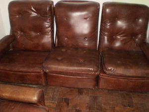 VENDO sillones en 5 módulos. $