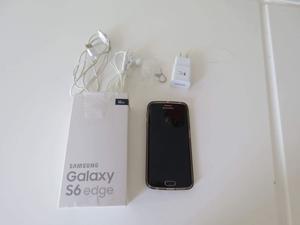 Vendo Samsung Galaxy S6 EDGE libre de fábrica como nuevo