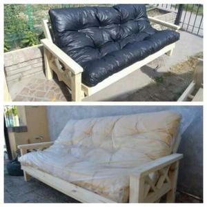 Vendo futones de pino zona alberti