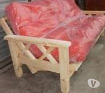 Vendo futones de pino zona fatima
