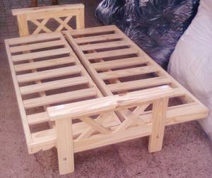 Vendo futones de pino zona polvorines