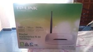 Vendo router inalambrico como nuevo en caja