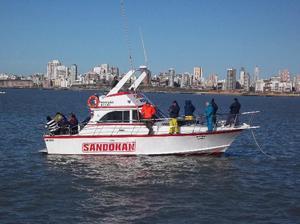 excursion pesca (  mar del plata embarcado