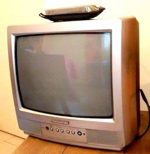 vendo Televisor Televisor Tonomac 14'' Tonomac TO- CRT