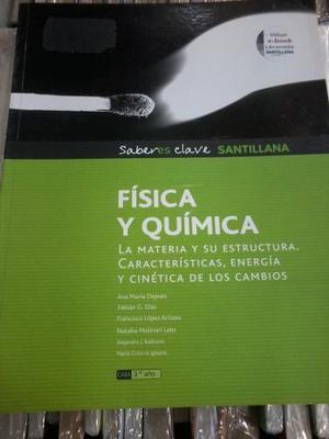 Fisica Y Quimica 3 Santillana Saberes Claves