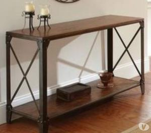 Muebles estilo industrial y vintage - IRONWOOD -