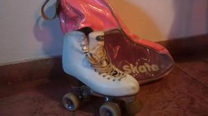 Patines top skate con bolso incluído, oferta $(pesos)