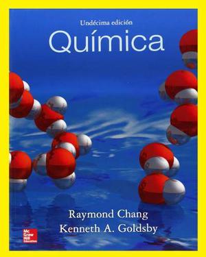 Quimica Raymond Chang 11° Edicion *digital*